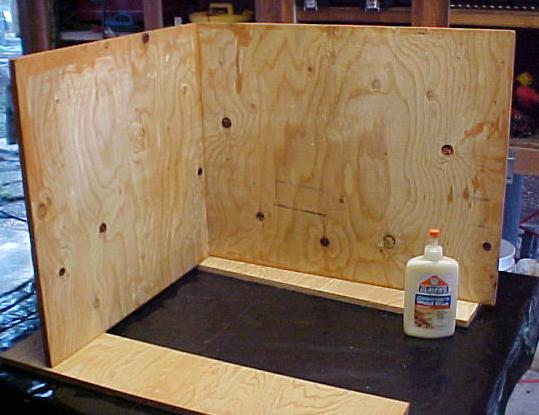 building your own Wooden Tobacco Curing